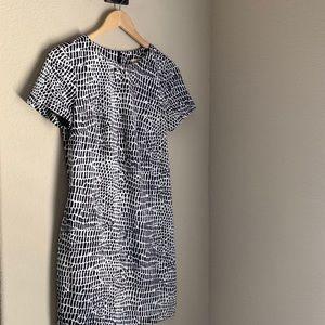 Trina Turk - Print Dress w/ Pockets - Size Small